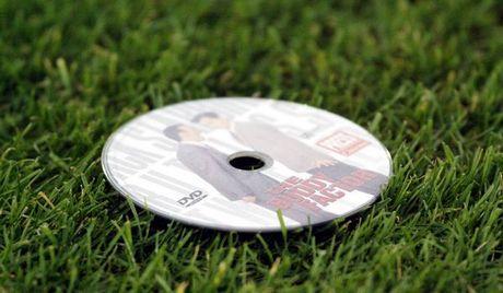 Dvds σε γήπεδο