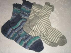 Socks for Jess