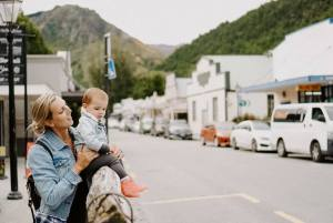 day trips from Queenstown Arrowtown