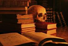 βιβλία τρόμου