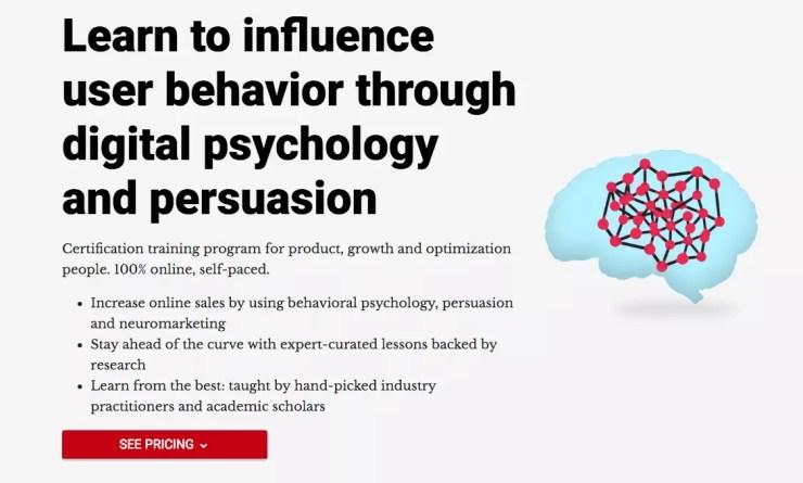 Digital Psychology & Persuasion Specialist