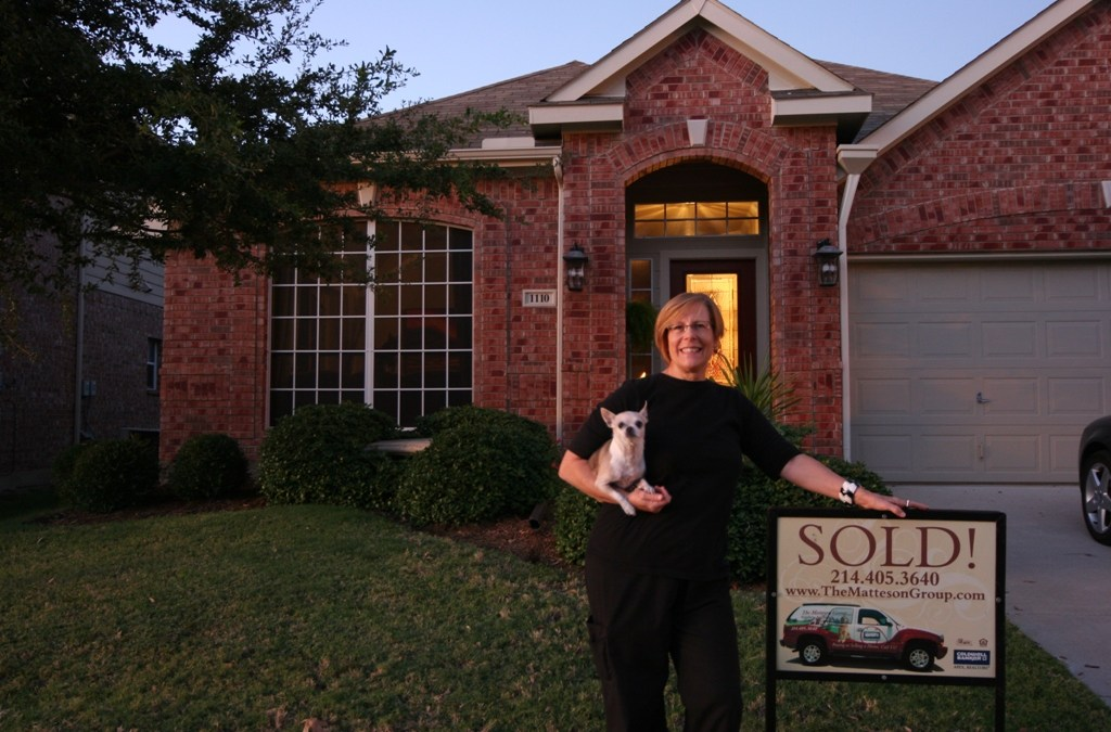 1110 Ashbourne Drive, Rockwall, TX 75087 – SOLD!