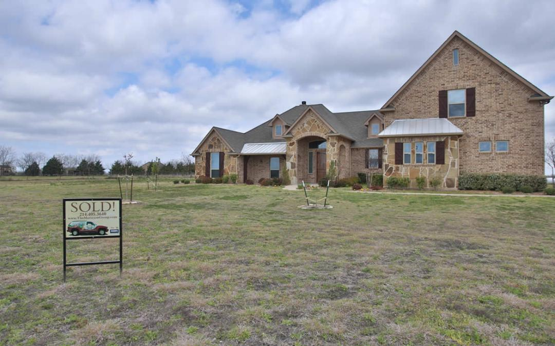 450 N Munson Road, Royse City, TX 75189 – SOLD!