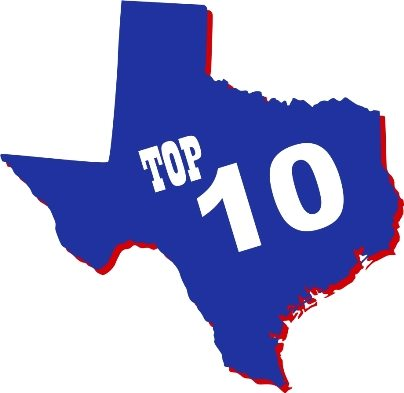 The Matteson Group is in TOP 10 for ALL OF TEXAS!