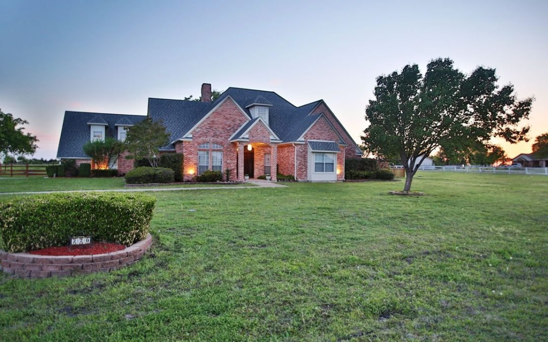 Updated Property with Acreage in South Rockwall