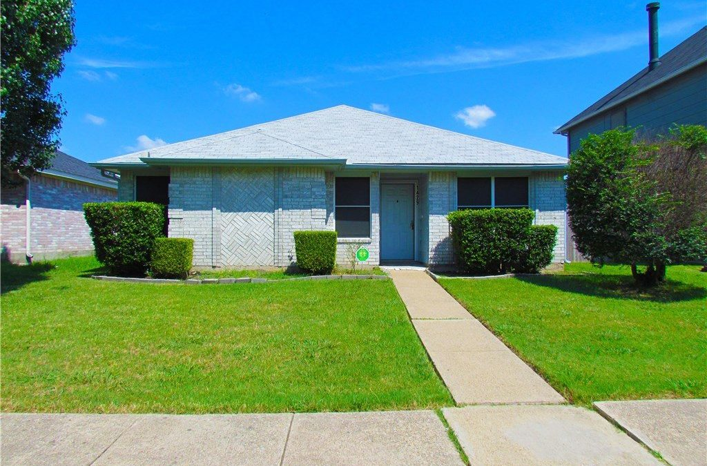 1429 Spicewood Drive, Mesquite, TX 75181 – SOLD