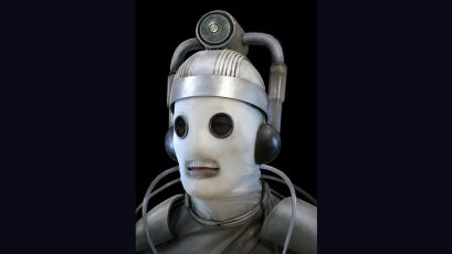 Original Cyberman Doctor Who