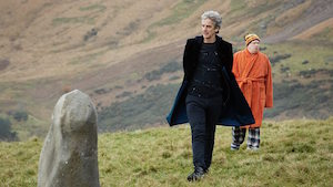 Doctor Who the Eaters of Light