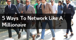 5 Ways To Network Like A Millionaire