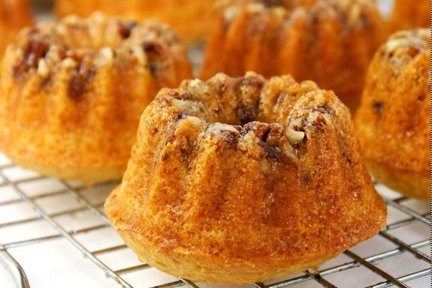 Mini Rhum Cake