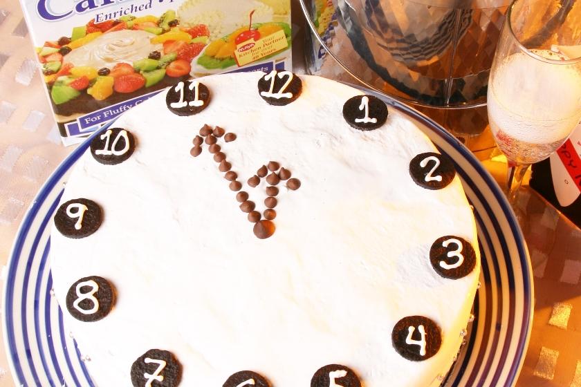 New Year's Cake