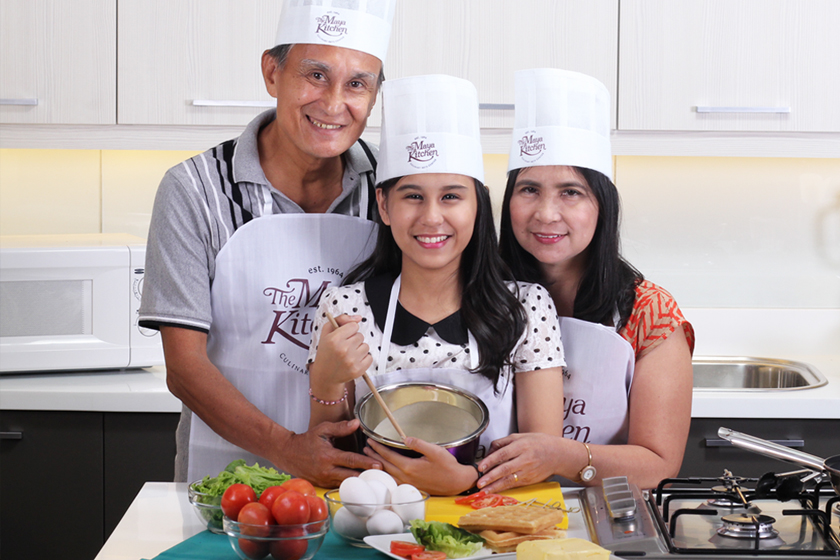 Family Matters: A Family Cooking and Baking Class
