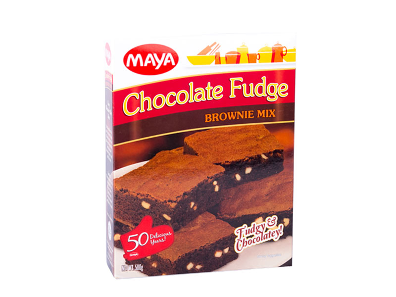 Maya Chocolate Fudge Brownie Mix