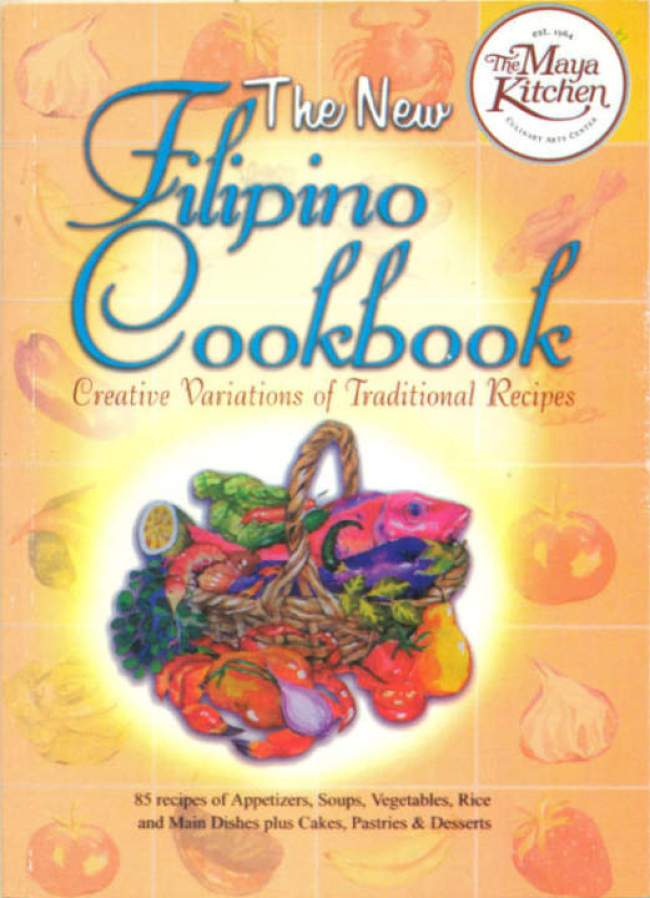 New Filipino Cookbook