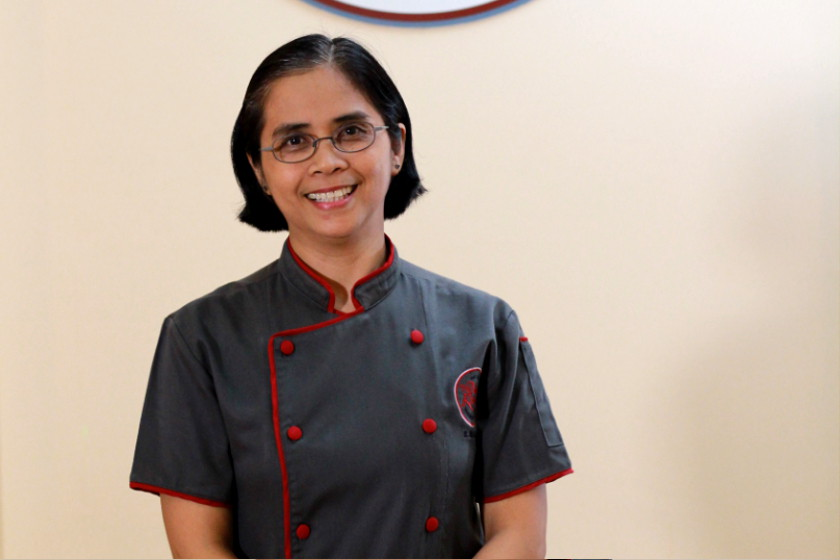Meet the Chefs: Elvie Ibale