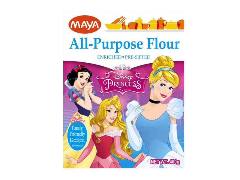Maya Disney All-Purpose Flour Disney Princess