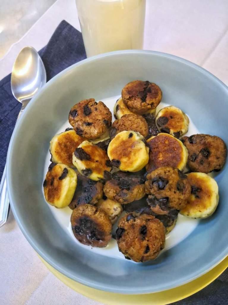 Easy Banana Beignets