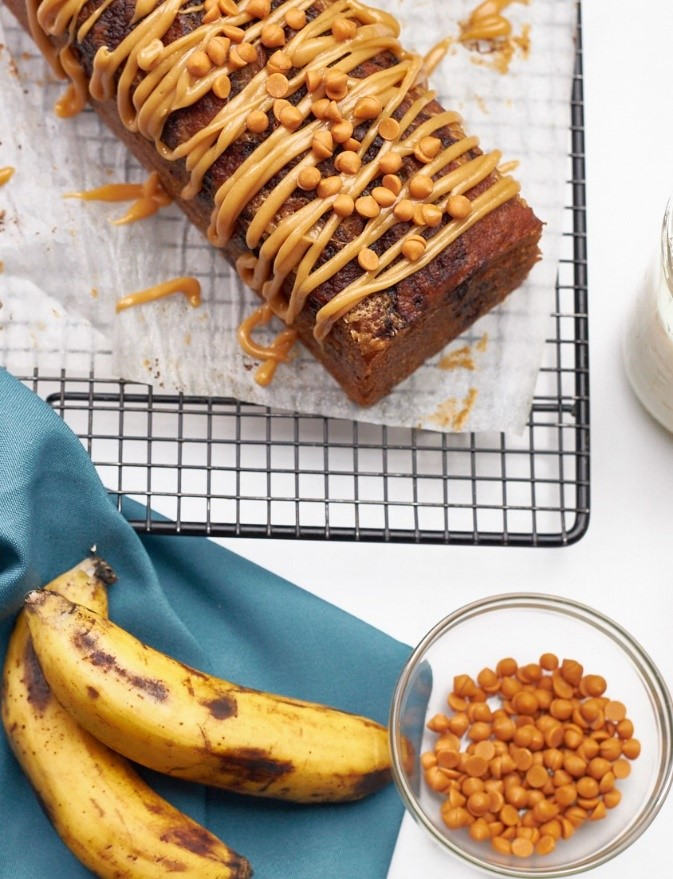Bananas for your Banana Bread