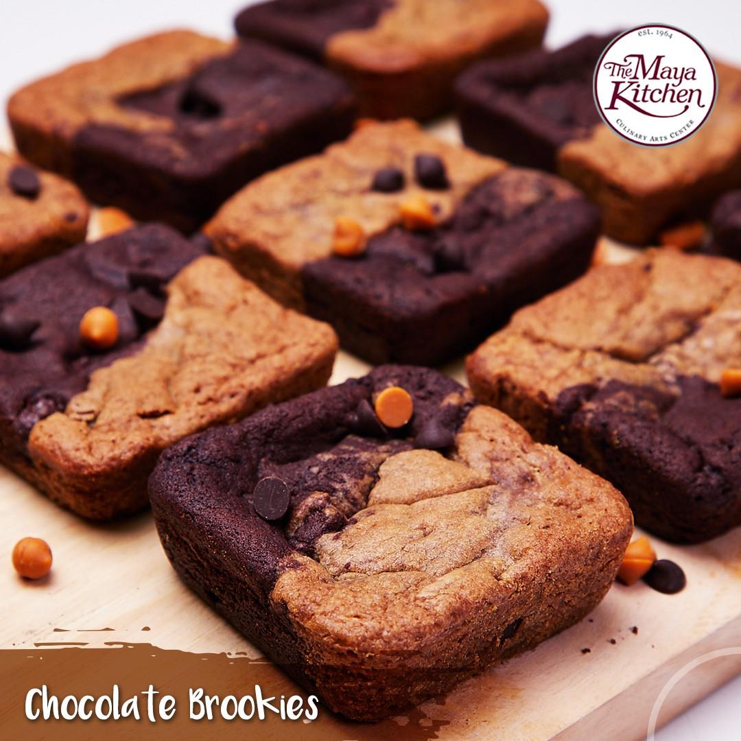 Chocolate Brookies