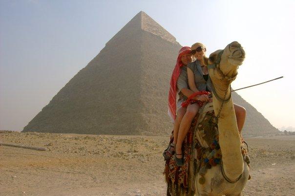 Frankie Mark - Egypt