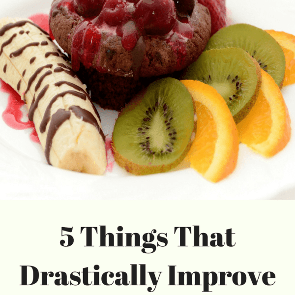 5 Things That Always Improve My Mood