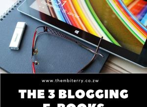 E-Books: The Secret Sauce To My Blogging