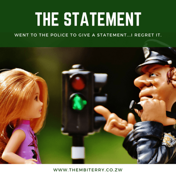The Statement (Hypothetical)