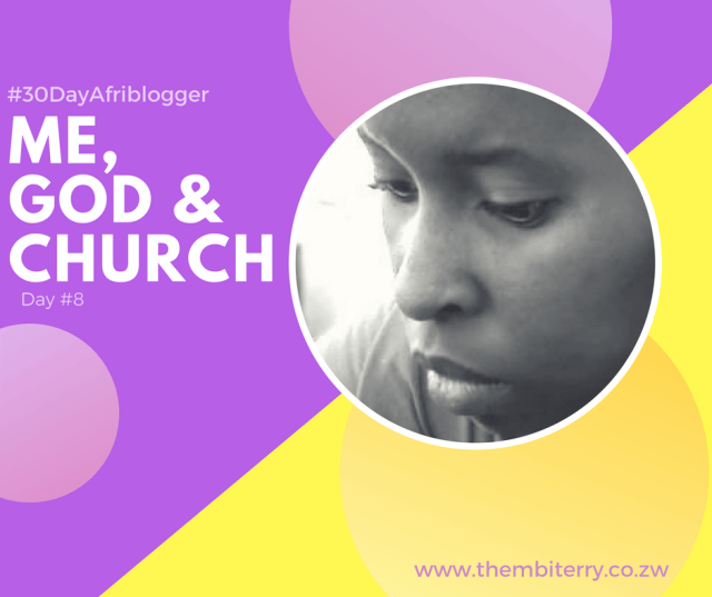 #8 My Relationship with God/Church