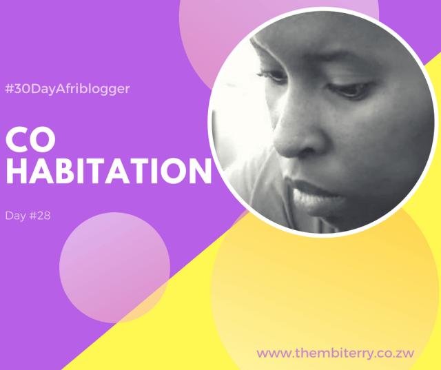 #28 Cohabitation