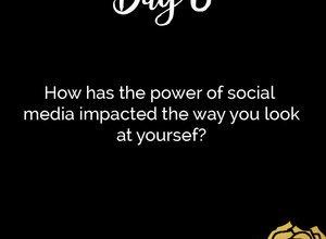 Social Media And My Identity