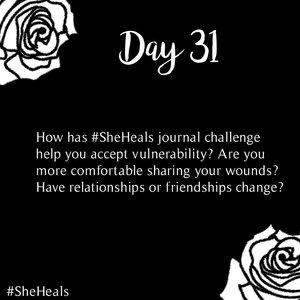 Did #SheHeals Change Me?