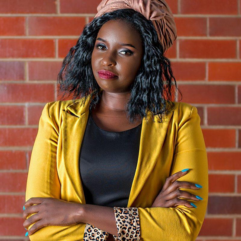 Zimbabwean Blogger Thembi Terry Zulu v