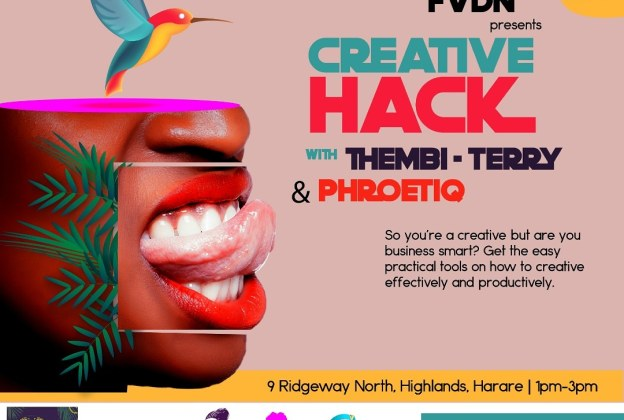 I'll Be Speaking at the Creative Hack