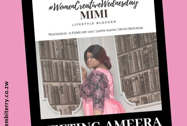 Meeting Ameera Mimi Changed My Game Plan