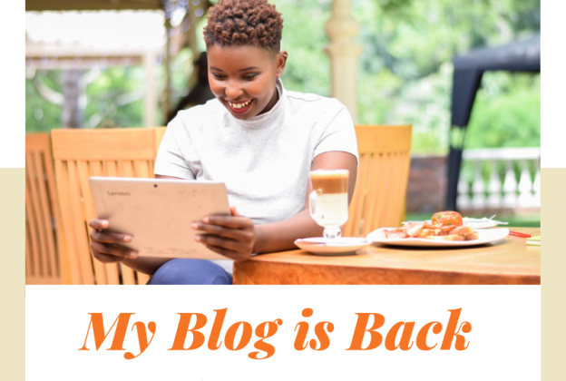 My Blog is Back and it's Better!