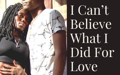 I Can't Believe What I Did For Love