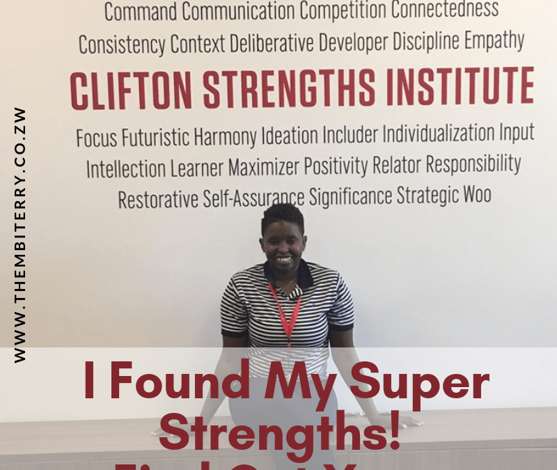 #YALI2019 I Found My Super Strengths! Find Out Yours