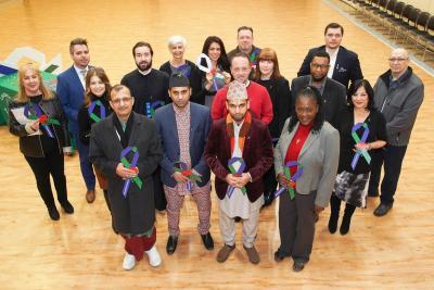 snapd faith community harmony ribbon