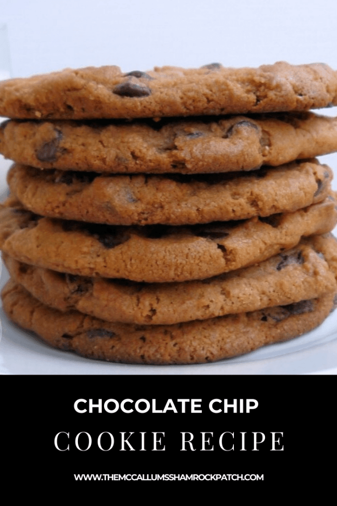 Crisp edges, deliciously chewy middles. Chocolate chip cookies are so easy to make. Try this wildly-popular chocolate chip cookie recipe for yourself.