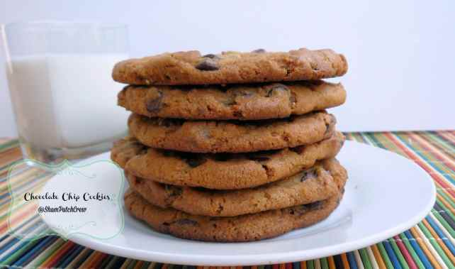 #Chocolate #Chip @Cookies