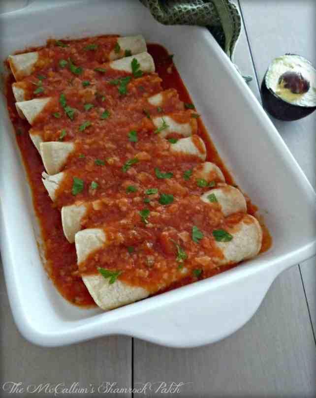 #GlutenFreee #Enchiladas #Mexican Recipe