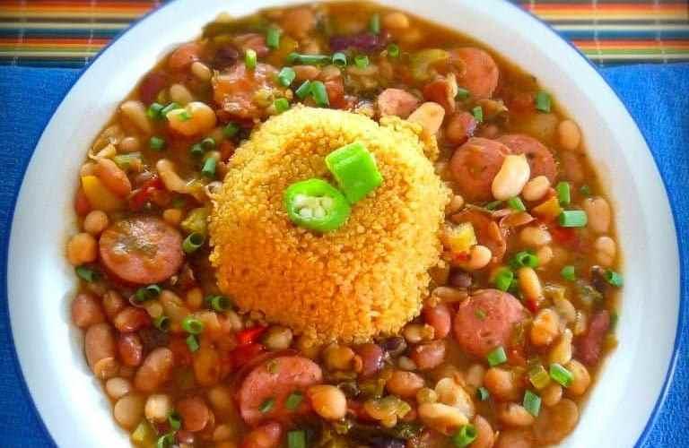 Cajun 15 Beans and Quinoa