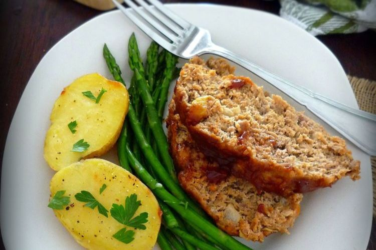 Best BBQ'd Meatloaf