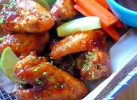 Deliciously baked not fried tangy Baked BBQ'd Chipotle Lime Wings are as simple as 1-2-3, budget-friendly and perfect for your next Sunday game day. Baked BBQ'd Chipotle Lime Wings are perfectly seasoned with a slightly spicy honey chipotle BBQ sauce and a hint of fresh lime juice to balance the flavors.