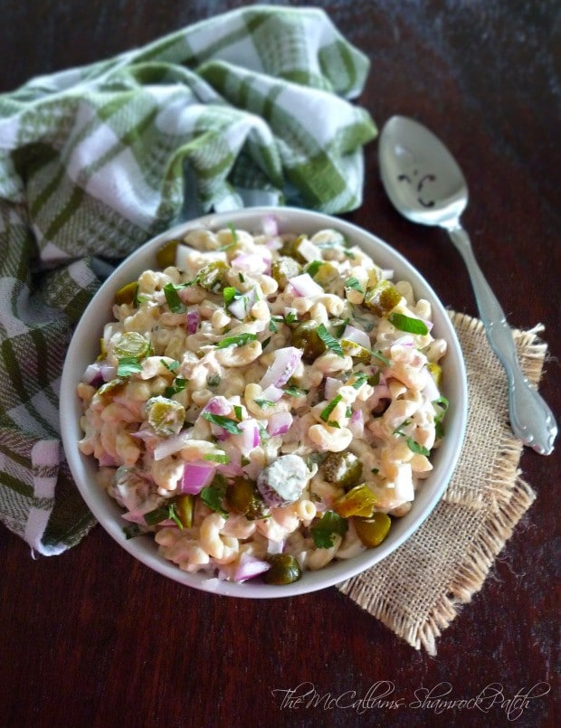 Southern Tuna and Macaroni Salad