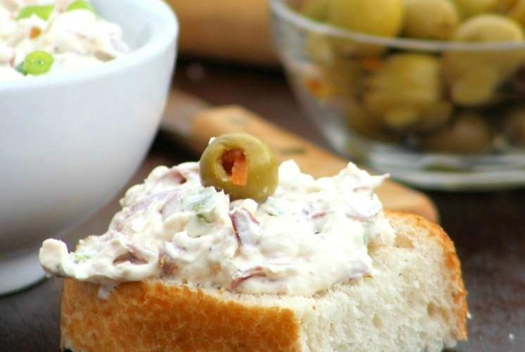 Dried Chipped Beef Dip Recipe