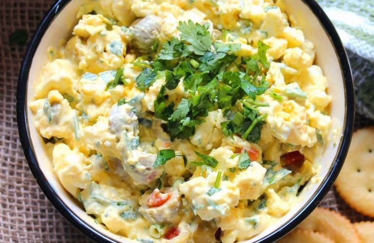 Southern-Style Egg Salad