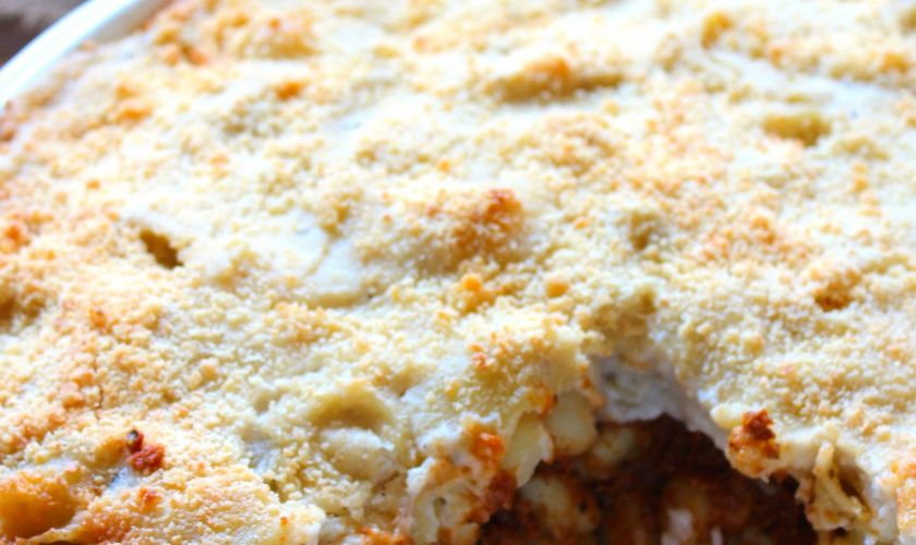 Pastitsio – Greek Lasagna