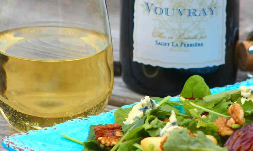 French Wines and Vegetable Tian Recipe