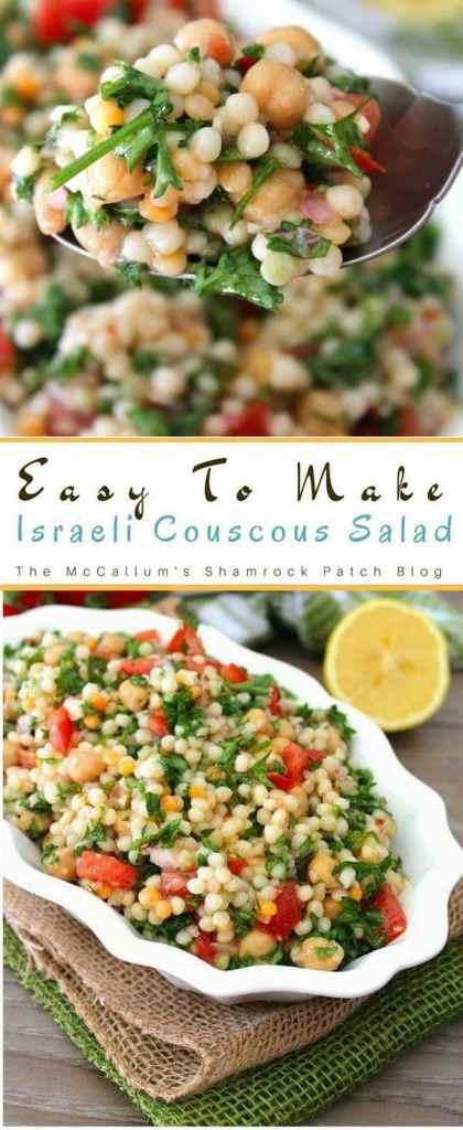 Israeli couscous salad r